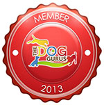 Dog Guru Badge