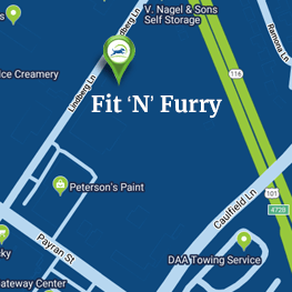 Fit N Furry Map
