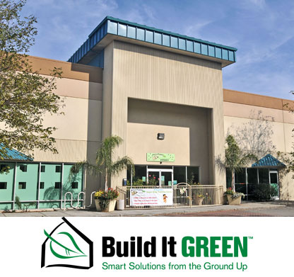 Fit 'N' Furry Build It Green Facility