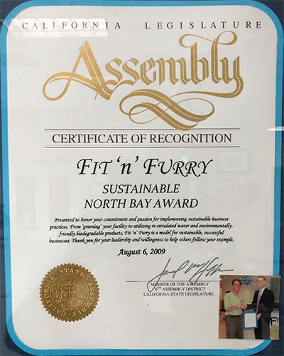 Sustainable North Bay Award